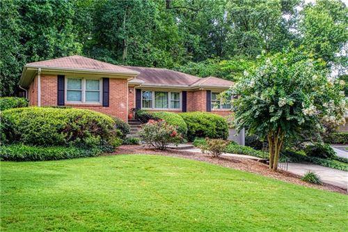 Photo of 1249 Poplar Grove Drive NE, Atlanta, GA 30306 (MLS # 6774003)