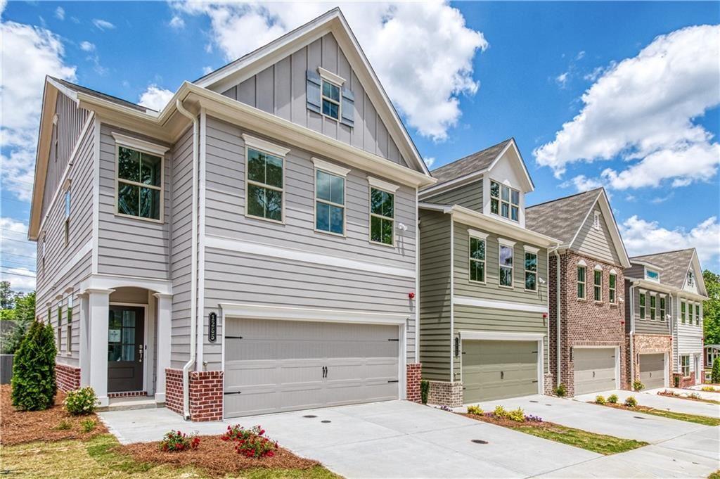 1255 Herty Drive #45 UNIT 45, Marietta, GA 30062 - MLS#: 6678004