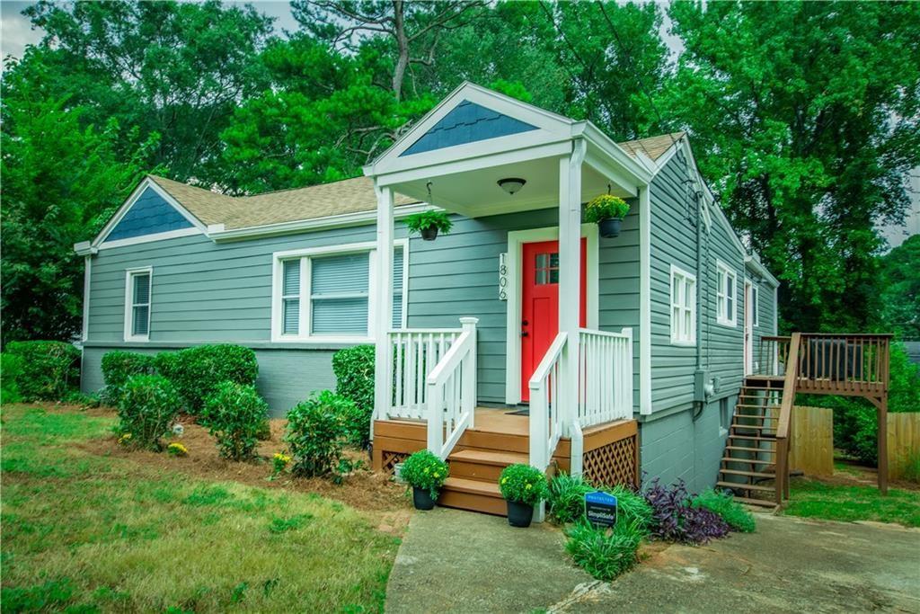 Photo of 1806 Pennington Place SE, Atlanta, GA 30316 (MLS # 6942008)