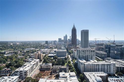Photo of 855 Peachtree Street #3505, Atlanta, GA 30308 (MLS # 6796010)