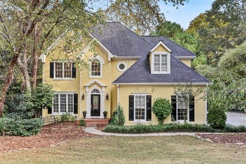 Photo of 6360 Bannerhorn Run, Alpharetta, GA 30005 (MLS # 6647014)