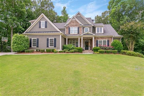 Photo of 603 Chestatee Creek Drive NW, Acworth, GA 30101 (MLS # 6730014)