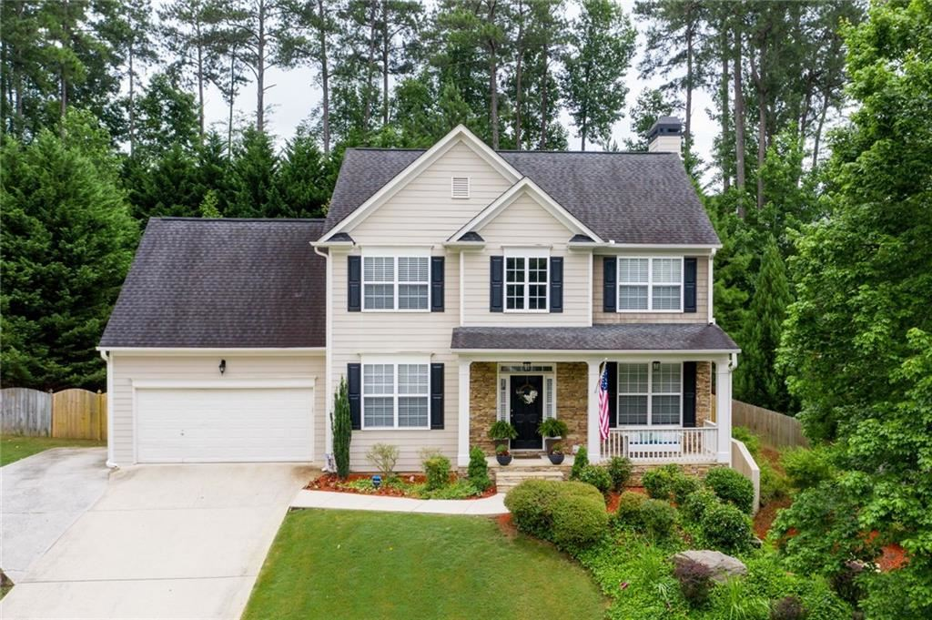408 Santa Ana Court, Powder Springs, GA 30127 - #: 6743015