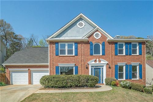 Photo of 6770 Winterberry Ridge Drive, Stone Mountain, GA 30087 (MLS # 6703016)