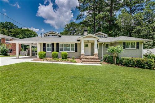 Photo of 1960 Woodbine Terrace, Atlanta, GA 30329 (MLS # 6748016)