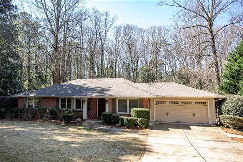 Photo of 1401 Council Bluff Drive NE, Atlanta, GA 30345 (MLS # 6849018)