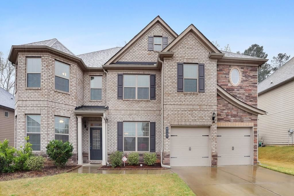 Photo of 4485 Mossbrook Circle, Alpharetta, GA 30004 (MLS # 6864020)