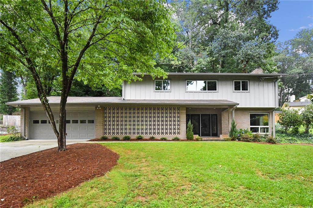 2145 Heritage Drive NE, Atlanta, GA 30345 - MLS#: 6743023
