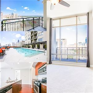 Photo of 565 Peachtree Street NE #1507, Atlanta, GA 30308 (MLS # 6611025)