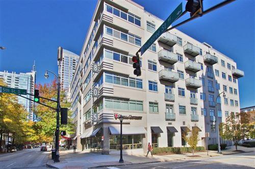 Tiny photo for 805 Peachtree Street NE #107, Atlanta, GA 30308 (MLS # 6781025)