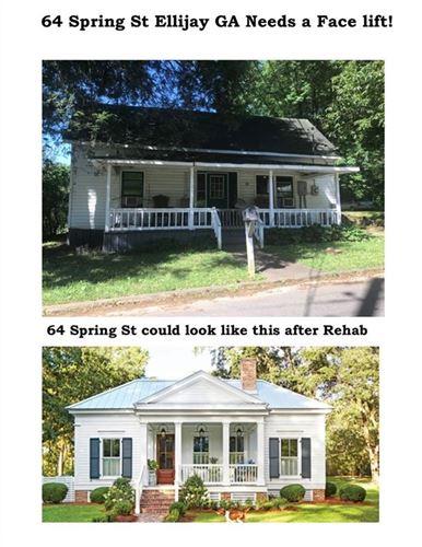Photo of 64 Spring Street, Ellijay, GA 30540 (MLS # 6621026)