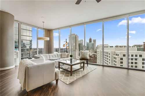 Photo of 1080 Peachtree Street NE #1710, Atlanta, GA 30309 (MLS # 6690027)