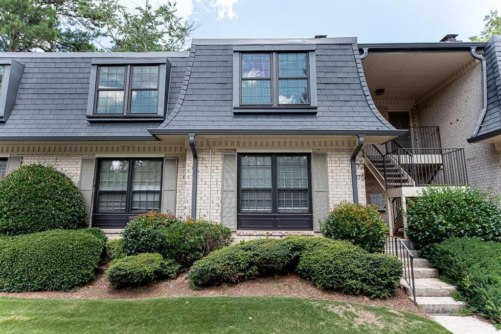 177 Maribeau Square #177 UNIT 177, Atlanta, GA 30327 - MLS#: 6738029