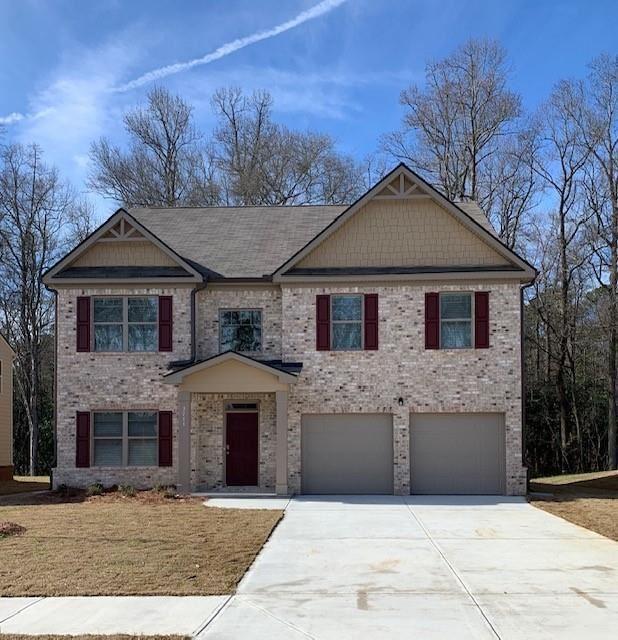 3861 LILLY BROOK Drive, Loganville, GA 30052 - MLS#: 6686036