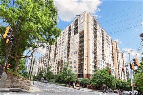 Photo of 1101 Juniper Street NE #910, Atlanta, GA 30309 (MLS # 6896043)