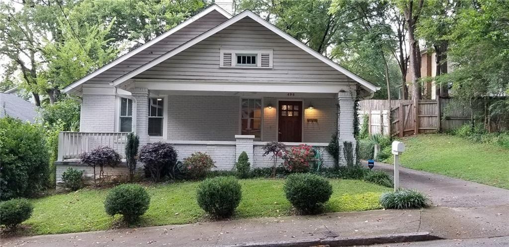 Photo of 498 Kendrick Avenue SE, Atlanta, GA 30315 (MLS # 6760044)