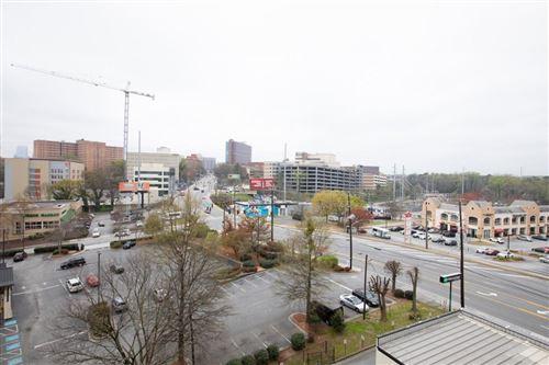 Tiny photo for 2161 Peachtree Road #504, Atlanta, GA 30309 (MLS # 6699050)