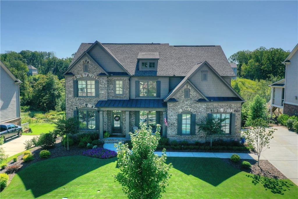 Photo of 6738 Trail Side Drive, Flowery Branch, GA 30542 (MLS # 6785053)