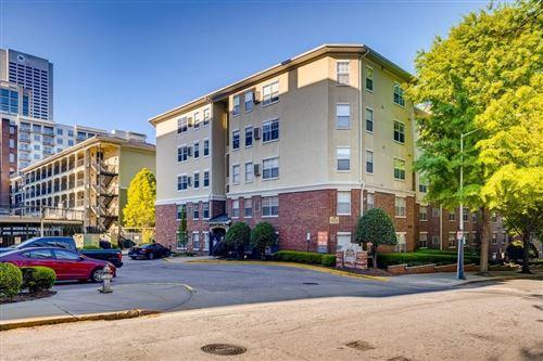 Photo of 800 PEACHTREE Street NE #1213, Atlanta, GA 30308 (MLS # 6868056)