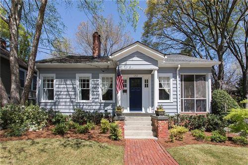 Photo for 1252 Mansfield Avenue NE, Atlanta, GA 30307 (MLS # 6862059)