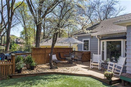 Tiny photo for 1252 Mansfield Avenue NE, Atlanta, GA 30307 (MLS # 6862059)
