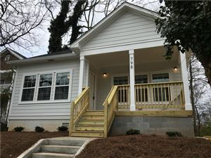 Photo of 798 Humphries Street SW, Atlanta, GA 30310 (MLS # 6522061)