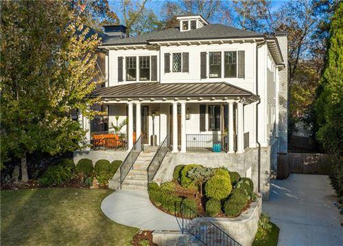 Photo of 1285 Middlesex Avenue NE, Atlanta, GA 30306 (MLS # 6813065)