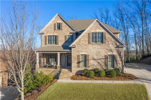 Photo of 1450 Hilltop Overlook Drive, Marietta, GA 30062 (MLS # 6666069)