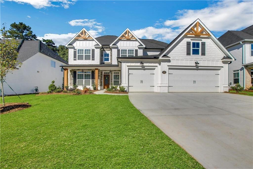 276 Wild Rose Circle, Holly Springs, GA 30115 - #: 6944071