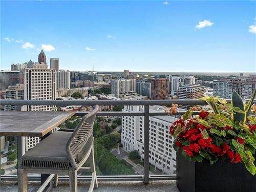 Tiny photo for 1065 Peachtree Street NE #PH3704, Atlanta, GA 30309 (MLS # 6914073)