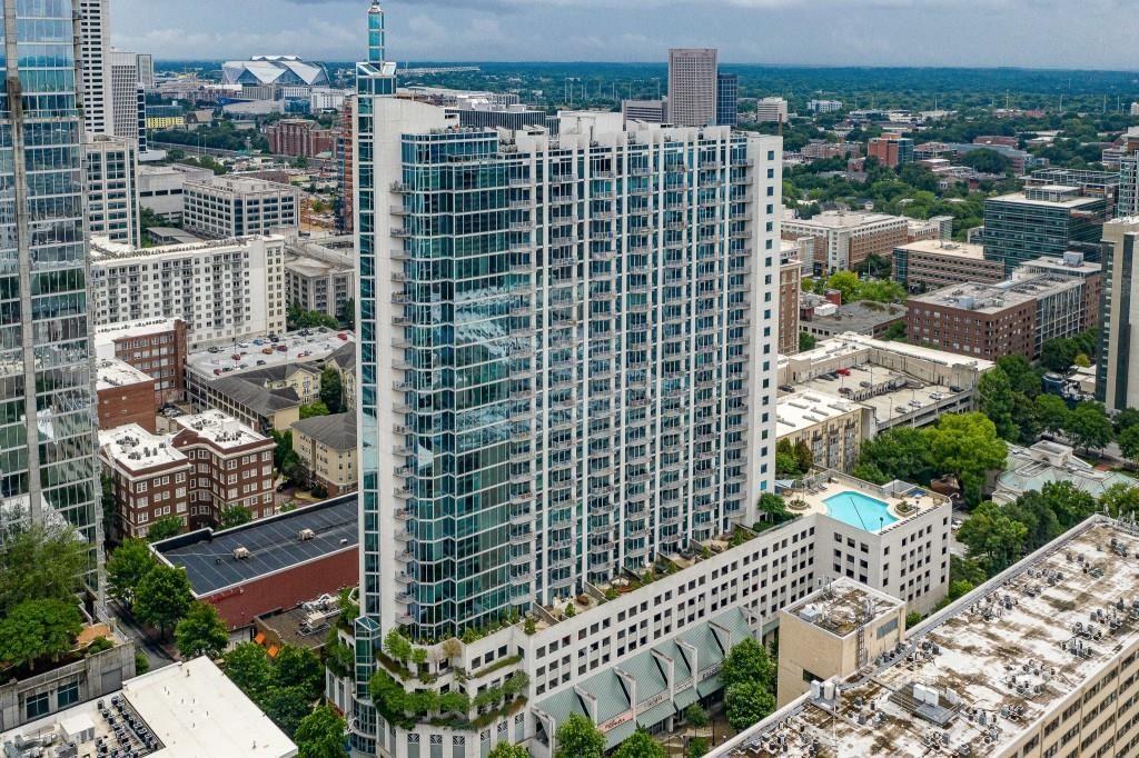 Photo for 860 Peachtree Street NE #710, Atlanta, GA 30308 (MLS # 6797074)