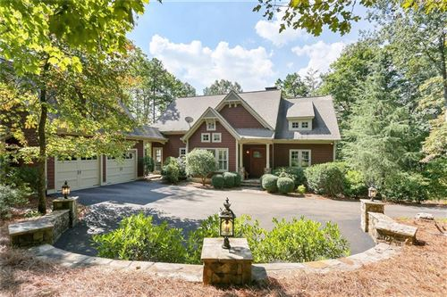 Photo of 176 Red Trillium Ridge, Big Canoe, GA 30143 (MLS # 6671075)