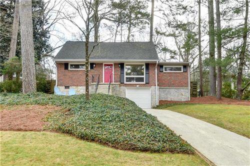 Photo of 2747 Ridgemore Road NW, Atlanta, GA 30318 (MLS # 6830076)