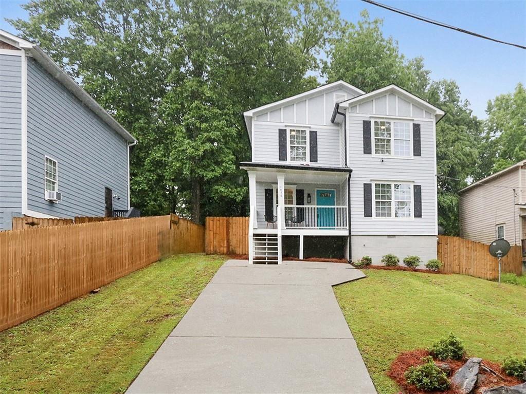 1438 Rome Drive NW, Atlanta, GA 30314 - MLS#: 6883076
