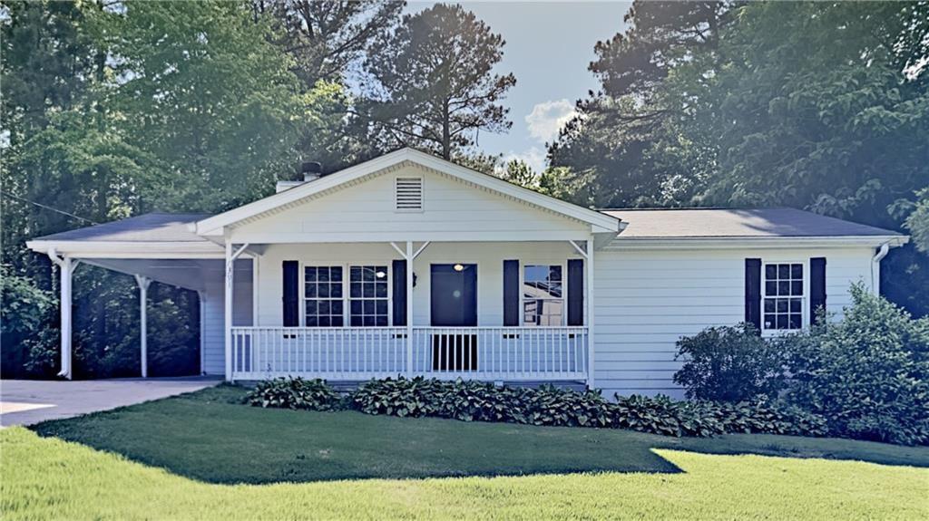 1391 Timbercrest Drive, Lawrenceville, GA 30045 - MLS#: 6885076