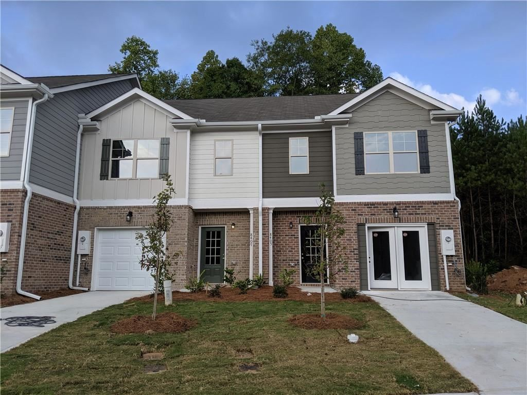 Photo for 8441 Douglass Trail #89, Jonesboro, GA 30236 (MLS # 6621080)