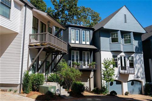 Photo of 1887 Vigo Street NE #40, Atlanta, GA 30307 (MLS # 6840083)