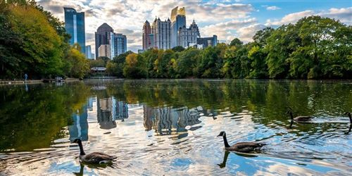 Tiny photo for 1325 N Highland Avenue NE, Atlanta, GA 30306 (MLS # 6799085)