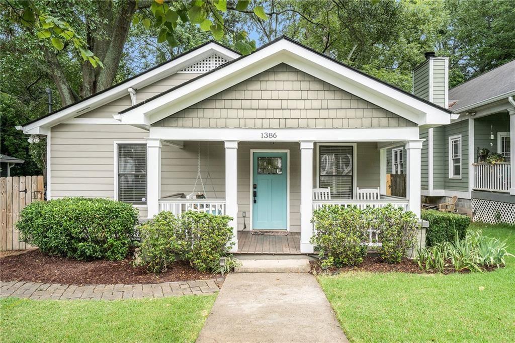 Photo of 1386 Newton Avenue SE, Atlanta, GA 30316 (MLS # 6942088)