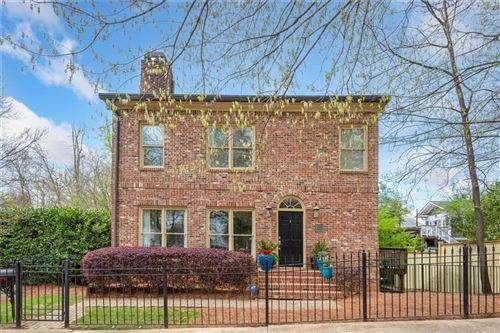 Photo of 840 Frederica Street NE, Atlanta, GA 30306 (MLS # 6856089)