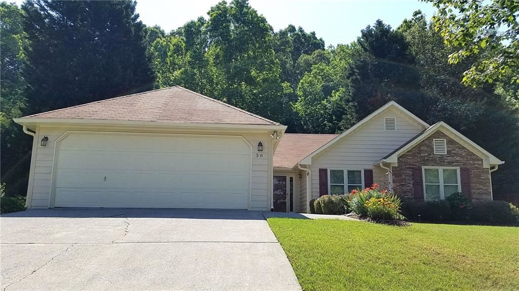 Photo for 38 Country Meadow Way NW, Cartersville, GA 30121 (MLS # 6568089)