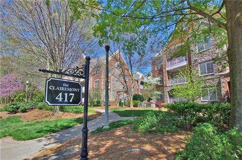 Photo of 417 Clairemont Avenue #204, Decatur, GA 30030 (MLS # 6856090)