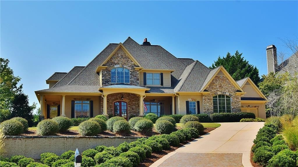 Photo of 3607 Lake Ridge Court, Gainesville, GA 30506 (MLS # 6751090)