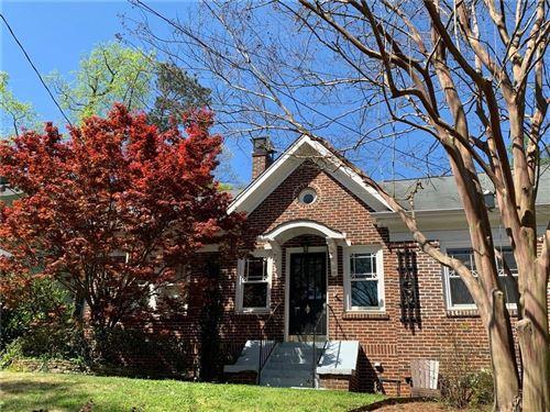Photo for 611 S Mcdonough Street, Decatur, GA 30030 (MLS # 6863092)