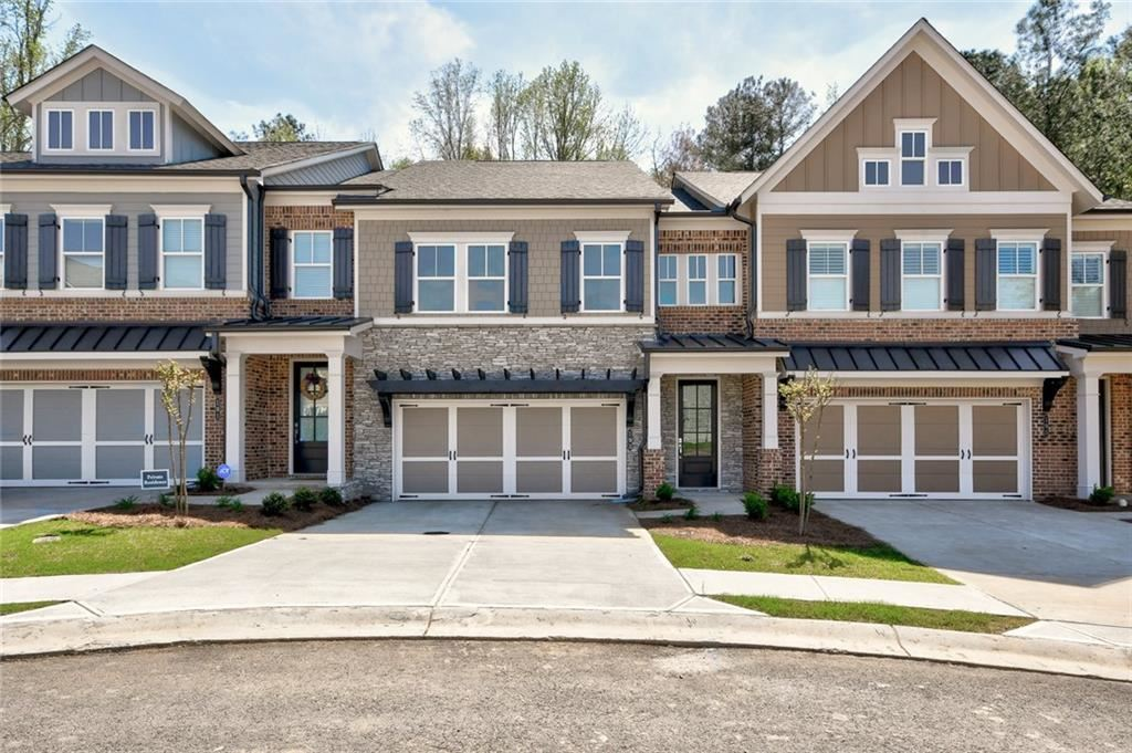 193 Bellehaven Drive #39 UNIT 39, Woodstock, GA 30188 - MLS#: 6694094