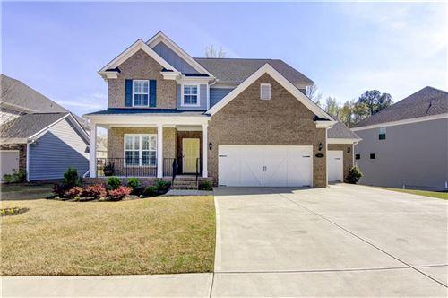 Photo of 111 Fairgate Drive, Peachtree City, GA 30269 (MLS # 6730095)