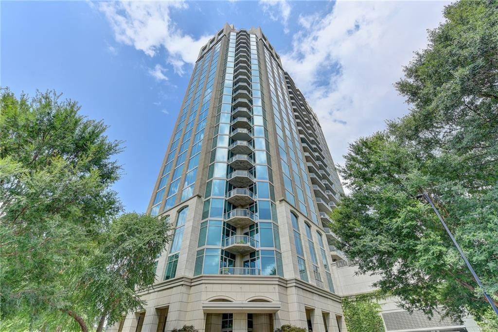 Photo for 2795 Peachtree Road NE #1302, Atlanta, GA 30305 (MLS # 6761098)