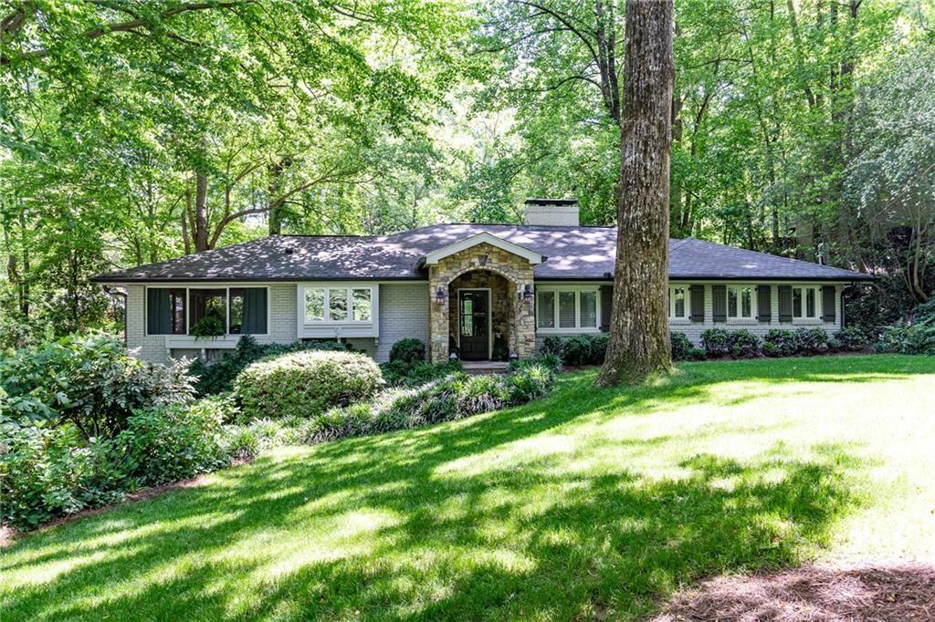 3957 Lake Forrest Drive NE, Atlanta, GA 30342 - MLS#: 6737103