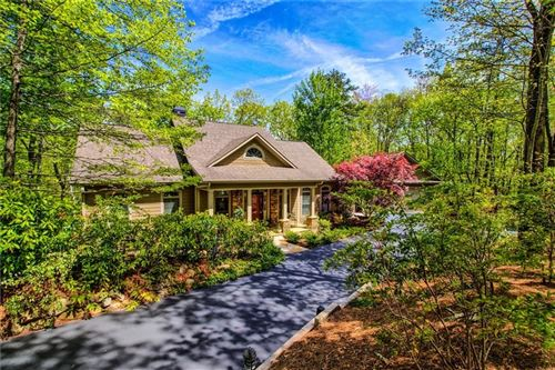 Photo of 234 Petit Ridge Drive, Big Canoe, GA 30143 (MLS # 6541105)