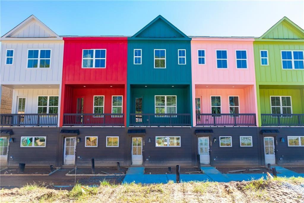 Photo of 149 Color Circle SE #38, Atlanta, GA 30317 (MLS # 6900105)